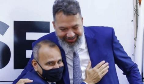 Waguinho ganha a batalha e será o novo presidente estadual do PSL
