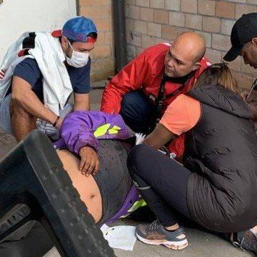 Funcionário de banca de jornal é preso em flagrante após balear entregador de aplicativo no Leblon