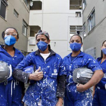 Governo Do Estado Contrata Mulheres Para Trabalhar Em Frentes De Obras