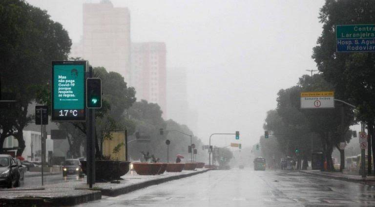 Semana no Rio começa com possibilidade de chuva e temperatura segue baixa