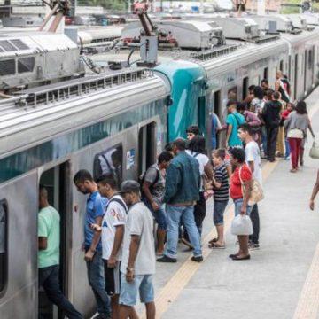 """No limite:""""Roubos de cabos atrasam trens do ramal de Japeri"""""""