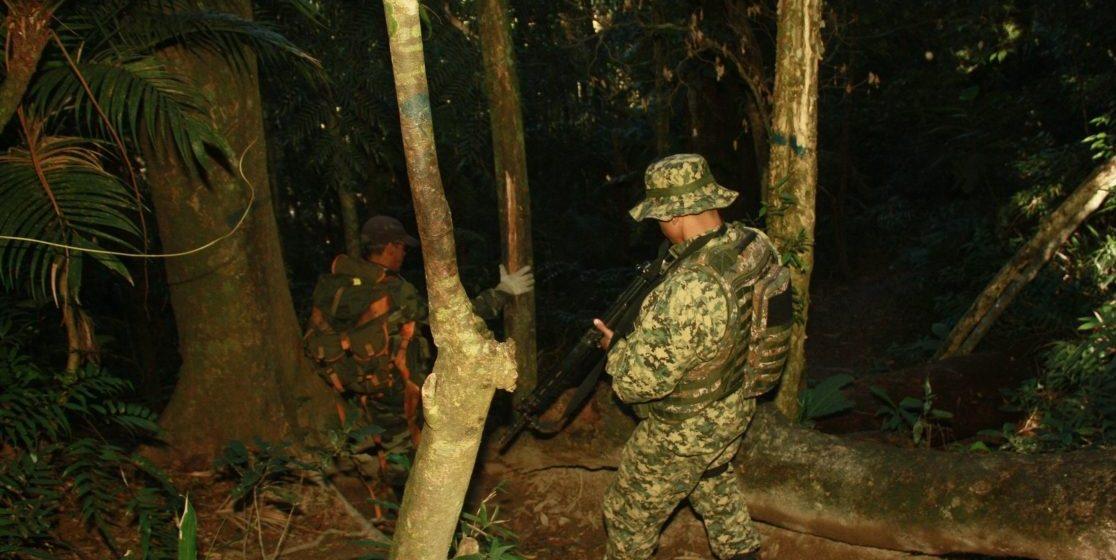 """MEIO AMBIENTE:""""Operação Da Prefeitura De Nova Iguaçu Apreende Materiais De Caça Na Serra Do Vulcão"""""""