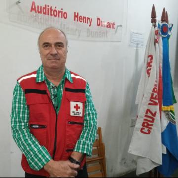 """""""Café Solidário"""" da Cruz Vermelha Brasileira Nova Iguaçu alcança objetivo social, afirmou o Jornalista Renato Muniz"""