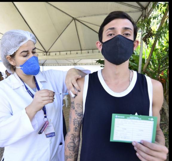 Nova Iguaçu vacina pessoas de 25 anos nesta terça-feira (17)