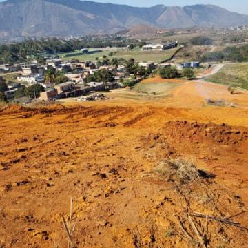 Polícia Ambiental identifica movimentação do solo e desmatamento em Nova Iguaçu