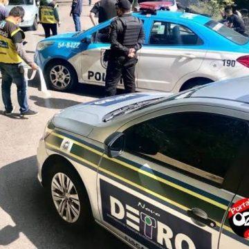 """EM AÇAO:""""Departamento de Transportes Rodoviários registra 293 multas"""""""