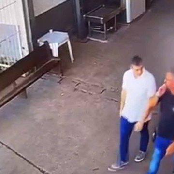 Câmeras de segurança de presídio registraram entradas de secretário em visita a traficante