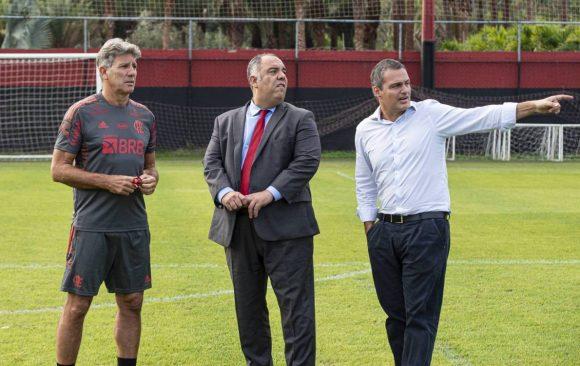 CBF marca jogos do Flamengo atrasados e pode obrigar time carioca a jogar quatro partidas em até dez dias