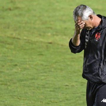 Lisca pede demissão do Vasco