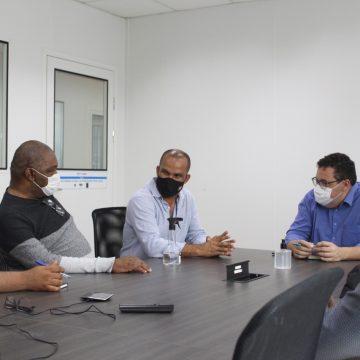Prefeitura de Japeri se reúne com empresários do setor industrial para traçar estratégias de segurança nas fábricas da cidade