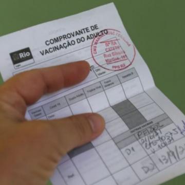 RIO ADIA PARA 15 DE SETEMBRO EXIGÊNCIA DE VACINAÇÃO EM LOCAIS FECHADOS