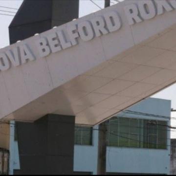 """POLEMICA:""""Prefeitura de Belford Roxo muda nome da cidade no pórtico e recebe críticas"""""""