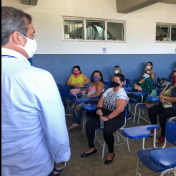 Secretaria de Educação de São João de Meriti realiza capacitação de profissionais educativos