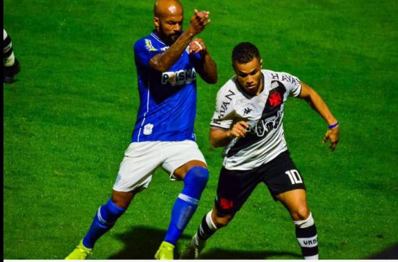 Sistema defensivo volta a cometer muitos erros e Vasco acaba derrotado pelo Avaí
