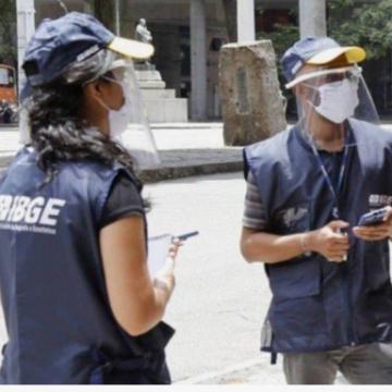 IBGE fará testes para o Censo 2022 em Nova Iguaçu