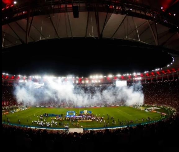 Prefeitura do Rio libera 50% da capacidade do Maracanã para público em jogo do Flamengo na Libertadores
