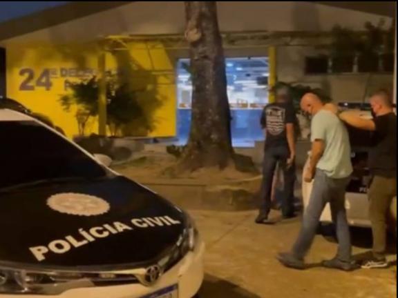 """EM AÇÃO:""""Integrante de cartel colombiano de drogas é preso no Rio"""""""