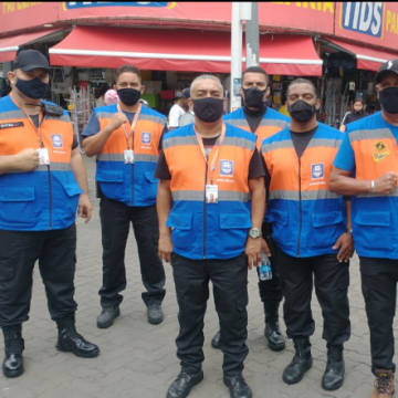 """""""CLICK DO POVO"""": Equipe da Ordem Urbana de Nova Iguaçu Em Ação"""