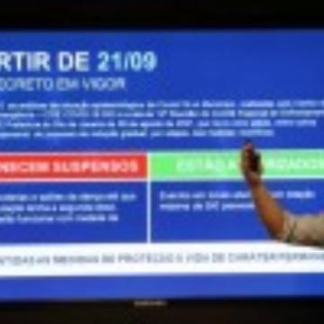 Rio só reabrirá boates e casas noturnas quando atingir 65% da população adulta da cidade com esquema vacinal completo