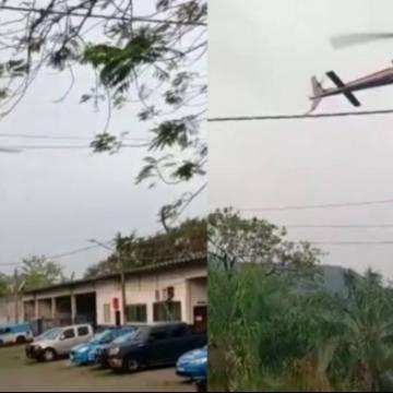 Polícia Civil aponta que tentativa de resgate com helicóptero tinha como alvo três detentos