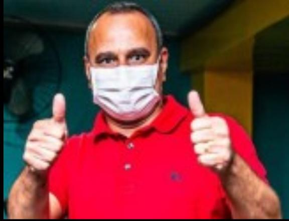 """É DA BAIXADA:""""Waguinho diz ter sido convidado para ser vice na chapa de Cláudio Castro"""""""