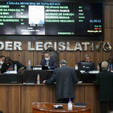 """BOLA DENTRO:""""CMNI aprova Moção de Repúdio contra agressor de Rogério Ligeirinho"""""""