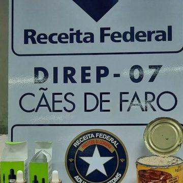 """MALANDROS COCA-COLA:""""Traficantes escondem drogas em comida de cachorro para tentar enganar cães farejadores"""""""