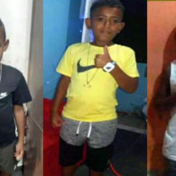 """MISTÉRIO:""""Polícia investiga queima de arquivo no caso dos meninos desaparecidos em Belford Roxo"""""""