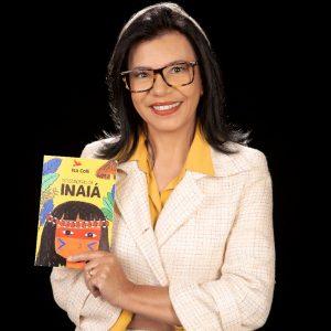 Escritora Isa Colli lança o livro 'Descobertas de Inaiá'