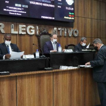 Câmara de Nova Iguaçu vota o Plano Plurianual