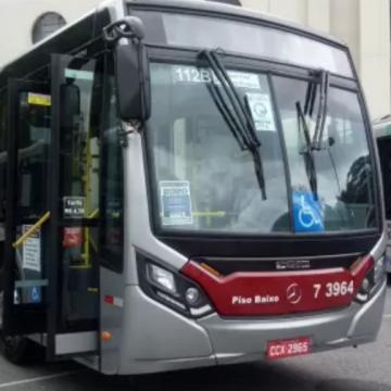 """TECNOLOGIA:""""Bilhete ou celular? São Paulo testa pagamento de ônibus via QR Code"""""""