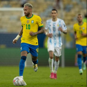 """SERÁ!:""""Neymar diz que Copa de 2022 pode ser a última da carreira"""""""