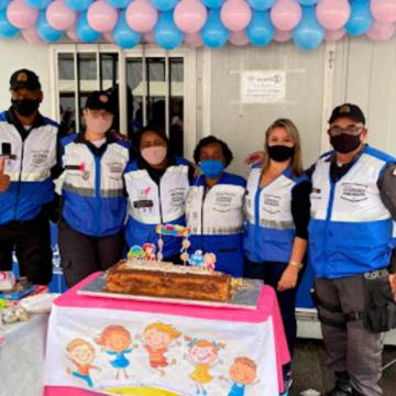 Nova Iguaçu Presente faz festa e distribui doces e brinquedos em comemoração ao Dia das Crianças