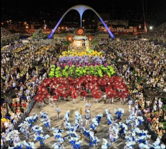 Ingressos para os desfiles das Escolas de Samba começam a ser vendidos nesta quinta-feira