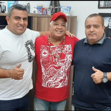 Inocentes de Belford Roxo terá trio de cantores no Carnaval com Luizinho Andanças, Silas Leléu e Tem Tem