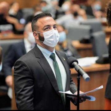 DEPUTADO DEFENDE PROIBIÇÃO DE BANHEIROS UNISSEX NO ESTADO