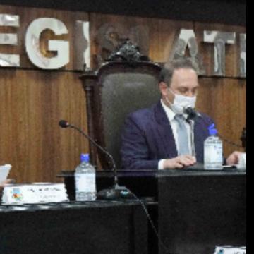 Presidente da Câmara de Nova Iguaçu, Dudu Reina, celebra acordo e acaba com litígios sobre aluguel do imóvel do Legislativo