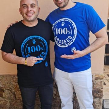 Marcelo Adnet grava participação especial no samba-enredo do Acadêmicos do Sossego