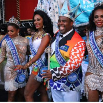 Riotur abre inscrições para Rei Momo, Rainha e Princesas do Carnaval 2022