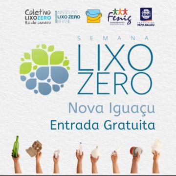 Nova Iguaçu sedia evento Lixo Zero