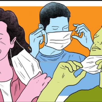 Alerj vota, nesta terça-feira (26/10), autorização para flexibilizar uso de máscaras