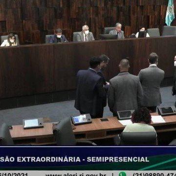 Covid-19: Alerj aprova projeto de lei que permite a estado e municípios flexibilizar uso de máscara