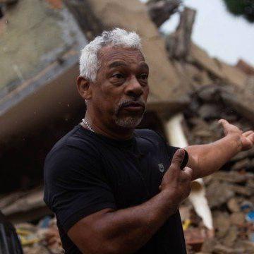 'A maior perda que a gente tem é de uma vida de alguém que a gente gosta', diz sobrevivente de desabamento de prédio em Nilópolis